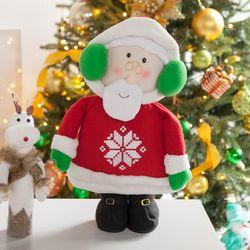 귀여운 산타 55cm 트리 크리스마스 장식 인형 TRDOLC