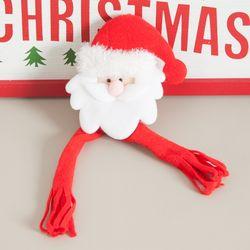 목도리산타 27cm 트리 크리스마스 장식 인형 TRDOLC