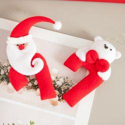 지팡이인형(2TYPE) 트리 크리스마스 장식 인형 TRDOLC