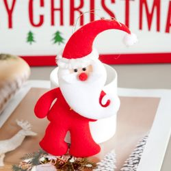 파파 산타 16cm 트리 크리스마스 장식 인형 TRDOLC