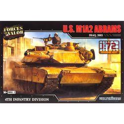 M1A2 에이브람스 전차 조립킷 2003 (WTS101599KIT)