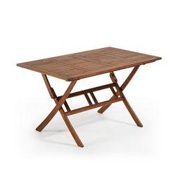 프랭글 원목 접이식 아웃도어 테이블