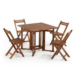 구스타브 아웃도어 폴딩 테이블&체어 풀세트(SET)