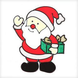 선물산타 글라스스티커 중 20cm 크리스마스 TRMBLS