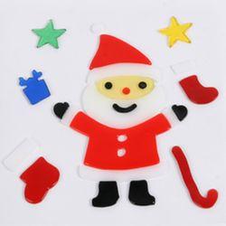 산타 젤리 스티커 20cm 트리 크리스마스 장식 TRMBLS