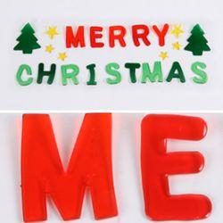 메리 젤리 스티커 20cm 트리 크리스마스 장식 TRMBLS