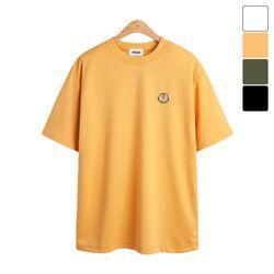 찰리 자수 반팔 티셔츠 TSB830