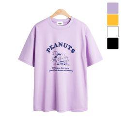 찰리 말풍선 반팔 티셔츠 TSB835