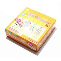 1500무늬패턴양면색종이BOX