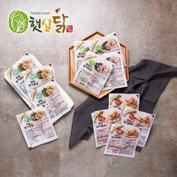[상품명에 브랜드명 기재X] 한입 닭가슴살 3종 멀티 12팩세트