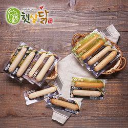 [상품명에 브랜드명 기재X] 닭가슴살소시지 4종 멀티 12팩세트