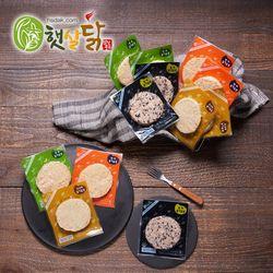 [상품명에 브랜드명 기재X] 닭가슴살스테이크 4종 멀티 12팩세트