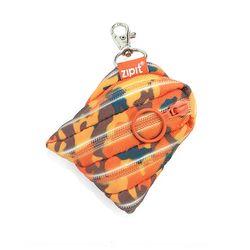 ZIPIT 집잇 카모 동전지갑 (오렌지)