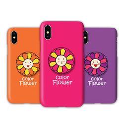 [T]안녕플라워 스마트톡 3D하드.아이폰5S(SE)