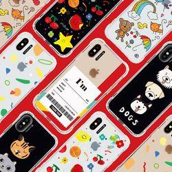 샤론6 아이폰 xs 아이폰 x 케이스 ver3