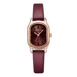 쥴리어스 이샤 가죽밴드 여성 손목시계 JA-1112