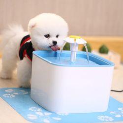 봉봉펫닷컴 강아지 고양이 자동 위생 급수대 C