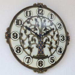 엔틱상상나무 벽시계
