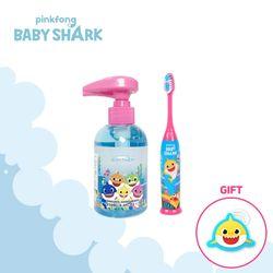 핑크퐁 아기상어 세안SET (목욕스펀지)