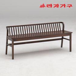 토빌 고무나무 원목 식탁 벤치의자 3인용