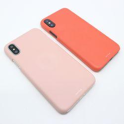 나인어클락 컬러 슬림핏 하드 케이스 - 아이폰 시리즈