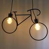 자전거 2등 LED식탁등 펜던트 인테리어조명