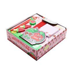 3000 수박 문구세트 BOX (6개입)