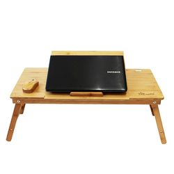 PH 천연대나무 접이식테이블 노트북테이블