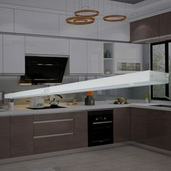쿠스코 샤인 LED 주방 간접 조명 ZL-500  1200