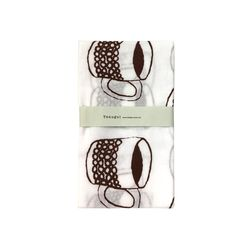 DIY 커피 머그 패턴 패브릭