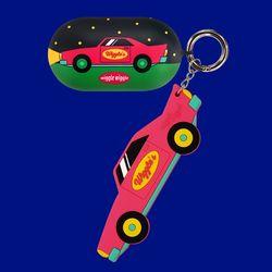 갤럭시 버즈케이스&키링SET - Funky Car