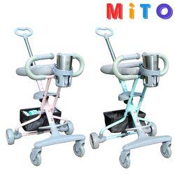 미토요 휴대용유모차 트라이크
