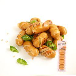 허닭 닭가슴살 비엔나 청양고추 1팩