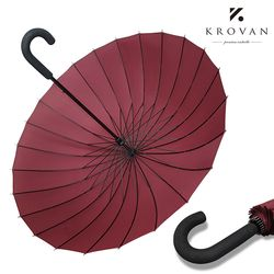 크로반 튼튼한 장우산 KR11 Blossom