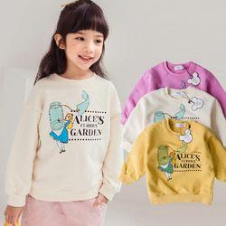 앨리스1 맨투맨티셔츠 7세부터 11세까지 3컬러 택1