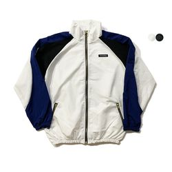 Old skool zip-up (2color)