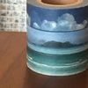 살롱드바당 마스킹테이프 - 구름과바다