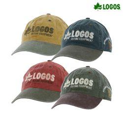 로고스 캡 모자