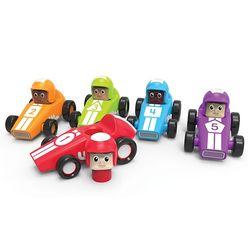 (러닝리소스)LER3786 자동차 경주 놀이