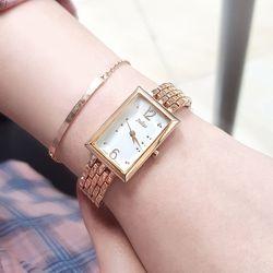 쥴리어스 여성 메탈 손목시계 JA-656