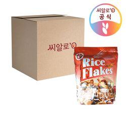 씨알로 우리쌀 프레이크 대용량(1.5kg) 1BOX