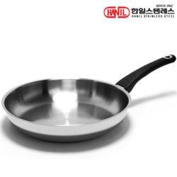 프렉션 스텐 후라이팬 궁중팬 28cm 인덕션 사용가능