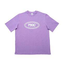 포즈간츠 PSGC Half T-Shirt (VIOLET)