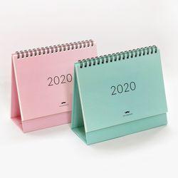 4000 봉주르 2020 탁상 캘린더 (랜덤발송)