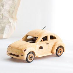 나무 자동차