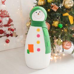 눈사람 60cm 그린 크리스마스 인형 소품 장식 TRDOLC