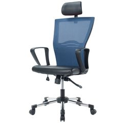 젠틀맨 책상의자 컴퓨터의자 - 스틸5발 大 이중럭킹