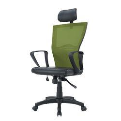 젠틀맨 책상의자 컴퓨터의자 - 블랙5발 大 이중럭킹