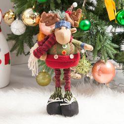 키크는사슴인형 70cm 크리스마스 소품 인형 TRDOLC