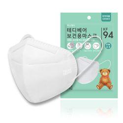 유아 어린이 KF94 황사 초미세먼지 마스크 30매